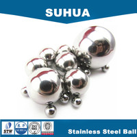 1.588mm-7.938mm 304 stainless steel sex toy anal balls
