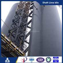coal or coke fired green energy designed vertical lime kiln indirect vertical kiln mineral