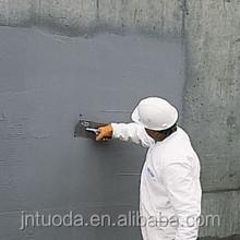 elastomeric liquid membrane concrete waterproofing polymer agent coating material