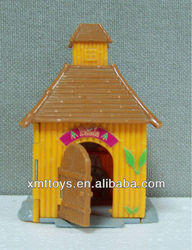personalized house model for table decoration