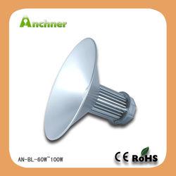 Indoor&Outdoor Bridgelux&Epistar 70w led high bay lamp Ce&RoHS