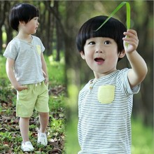 D81142F 2015 cheap pant suit baby casual sets