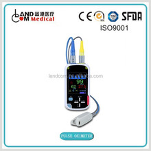 Handheld Color Display Pulse Oximeter with CE