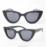 Wood bamboo sunglasses with Resin lens, UV400 polarized lens approval FDA, custom design fashion sunglasses available BM1050