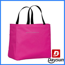 Large capacity plain Tote bags for lady beautiful tote bags