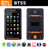 Cruiser BT55 1.3GHz 4000Mah android 5inch ip68 walkie-talkie 3g rugged phone runbo X6 sos