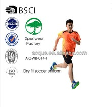 high quality new dsign wholesale custom soccer jersey