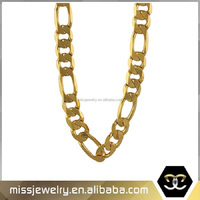 Mens 30mm large gold diamond cuban link chain