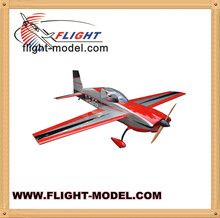 Rc wooden radio airplane F153 Extra 300 125in 150-175cc engine china model productions rc airplanes