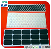 3M silicone bumpon/foot pad/furniture rubber foot pad