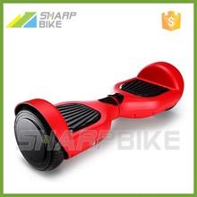 A basso costo 2 ruote scooter elettrico, elettrico 2 scooter equilibratura delle ruote con led