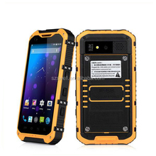 POS terminal A9 rugged smartphone with NFC function 4.3inch android4.4 MTK6582 quad core 1GB+8GB pos terminal with sam slot