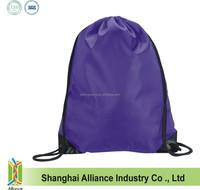 Promotion Drawstring Sports Events sponsor Giveaway Back Pack Bag