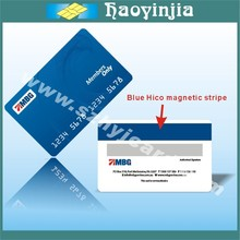 Chinese Factory track 1/2/3 magnetic card