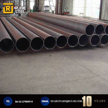 """ERW Carbon Steel Pipe, 5/8""""-20"""" Diameter, for Fluid, Structure or Construction"""