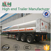 CNG Tube Trailer with Tri-axle Tanker Semi Trailer from China Supplier