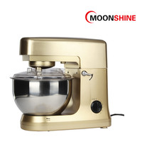 Nice Quality Light Weight Portable Mini Electric Stand Mixer With Rotating Bowl