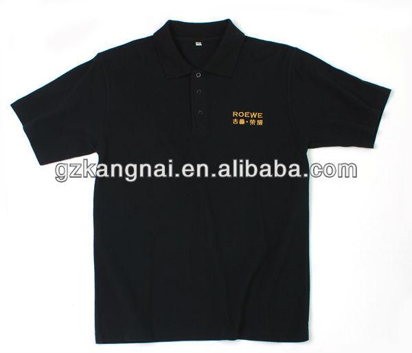 V cuello en blanco blanco de los muchachos del diseño camisetas