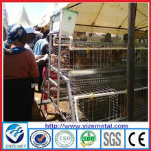 alibaba express Layer Breeding Chicken Battery Poultry Cages /Galvanized Chicken Layer Cages With Accessories