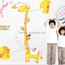 hand painting wall stickers height stickers blackboard stickers multifunctional combination wall stickers AM819