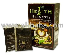 Health 1st 8 in 1 Coffee