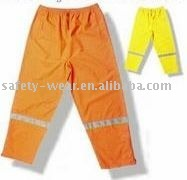 2014 High visibility Pants with reflective tape