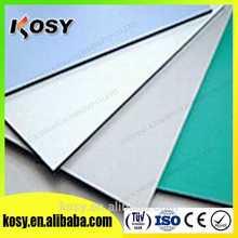 aluminum plastic panel solid color pvdf aluminum composite panel