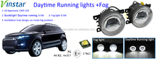 Vinstar high power universal auto DRL LED daytime running light