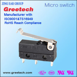 Best pricr of switch use in industrol control high reliability plunger micro switch