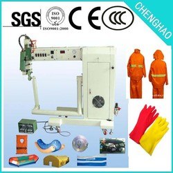 wet/dry suits sewing machine hot air seam sealing machine