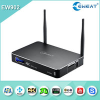Android 4.4 Smart Digital Signage Tv Box,XBMC 3D Blu-ray 4K Streaming Media Player