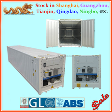 CSC certified 40' length (feet) refrigerated reefer container for sale in dubai