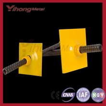 YH T30 High Quality self drilling hollow injection soil nailing