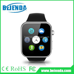 MTK2502 Smart Watch Heart Rate Monitor Health care Bluetooth for iOS and Android