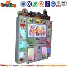 "Qingfeng newest prize vending machine 47"" Fruit Wins gifts vending machine"