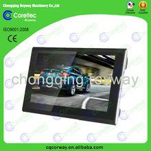 Automobiles gps navigator, 5 inch car gps navigator sd card free map