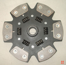 PADDLE COOPER BUTTON CLUTCH DISC FOR HON RACING 94-96 Acura Integra Gs-R-sl