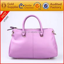 Hot popular fashion women leather bag wholesale cavalinho handbags lady bags