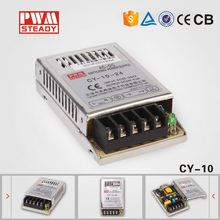 2-year Warranty AC-DC Power Supply CE Approval Single Output 10w led driver circuit