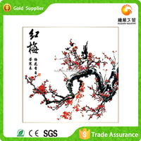 Zhejiang manufacturer top design latest room decor diamond abstract painting