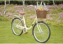 Single speed lady city bike / fashion city bicycle