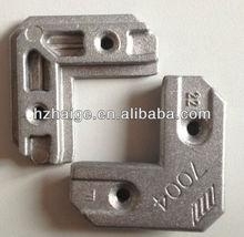 piezas de hierro fundido por encargo