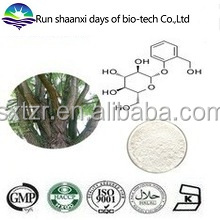 High Quality Natural White Willow Bark Extract Powder 15%-98% Salicin