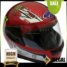 light blue pilot motorcycles Helmet for sale