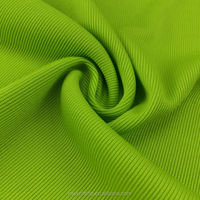 wholesale 100 polyester tricot fabric for baby's garment