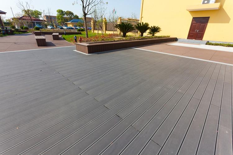Plastic Planks Texture Wood Wpc Floor Outdoor Wood Plastic