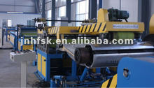 2015 new cut to length machine line for steel coil(CTL)