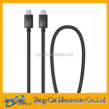 2015 Hot-selling Type C USB 3.1 to USB3.1 Cable for Mac, M-M