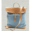 plain long lady handbag with shoulder
