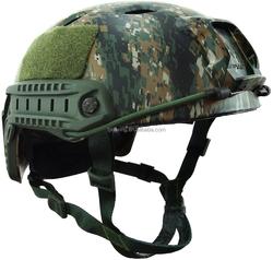 Camouflage Military Tactical Helmet, Outdoor Helmet